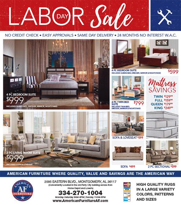 Labor day furniture sales photo labor day storewide sale for Labor day sale furniture
